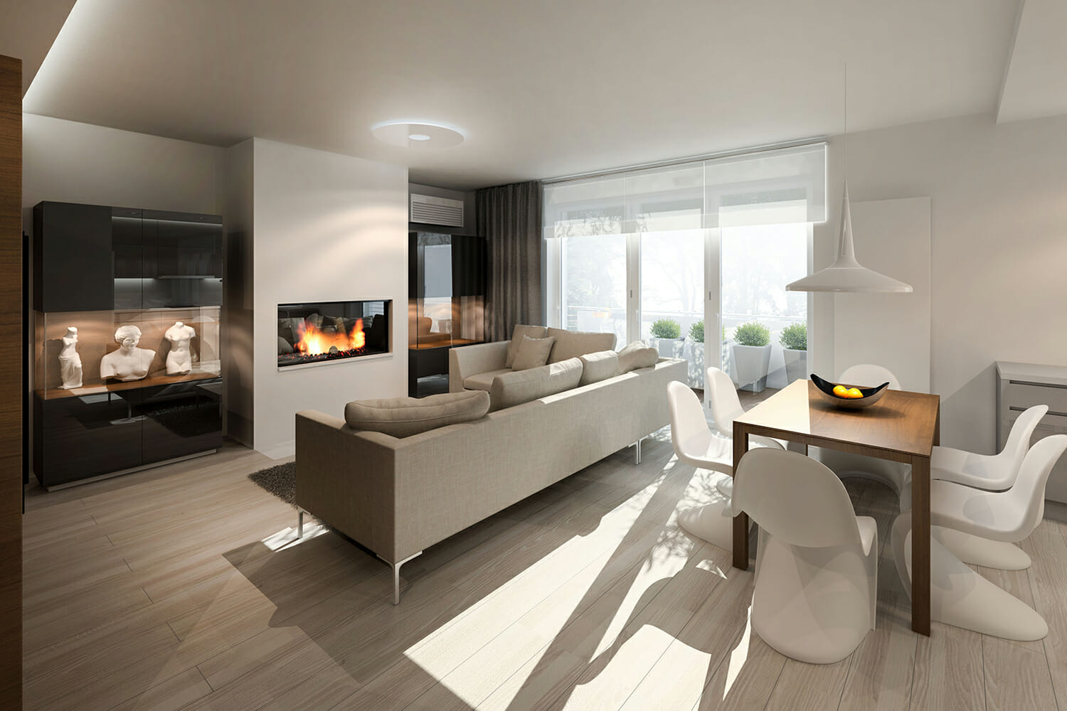 Apartment Renovation Project in Battersea